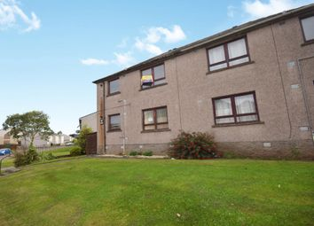 Thumbnail 1 bed flat for sale in Newton Avenue, Arbroath
