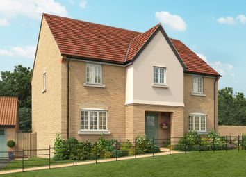 "Thumbnail 5 bed detached house for sale in ""The Polesden"" at Acorn Park, Cranford Road, Burton Latimer, Kettering"