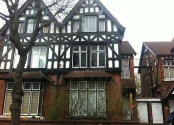 Thumbnail 1 bedroom flat to rent in Selborne Road, Handsworth Wood, Birmingham