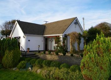 Thumbnail 3 bed detached bungalow for sale in Vicarage Lane, Llangennith, Swansea