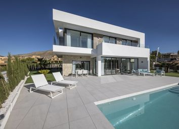 Thumbnail 4 bed villa for sale in Finestrat, Alicante, Spain