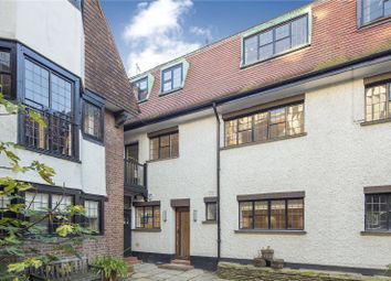 Thumbnail 3 bedroom detached house for sale in Thurloe Close, London
