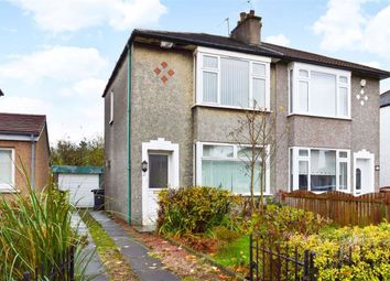 Thumbnail 2 bed semi-detached house for sale in Marjory Road, Renfrew