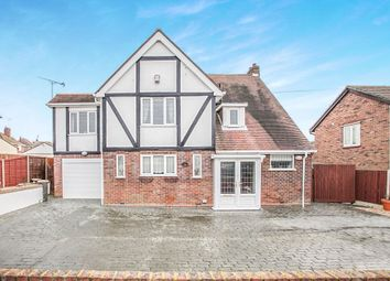 Thumbnail 5 bedroom detached house for sale in Hall Lane, Dovercourt, Harwich
