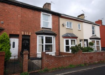 2 bed terraced house for sale in West Terrace, Exeter EX1