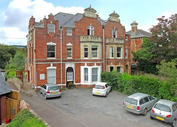 Thumbnail 1 bed flat for sale in Denmark Road, St Leonards, Exeter, Devon