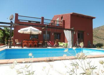 Thumbnail 3 bed villa for sale in Spain, Málaga, Viñuela, Los Romanes