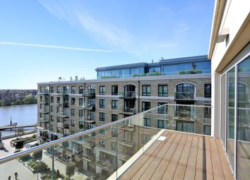 Thumbnail 3 bed flat for sale in Faulkner House, Fulham Reach, Hammersmith