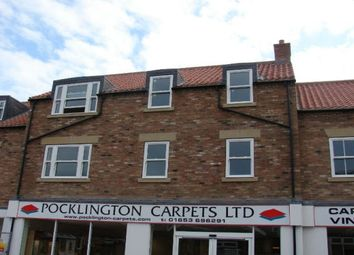 Thumbnail 2 bedroom flat to rent in Commercial Street, Norton, Malton