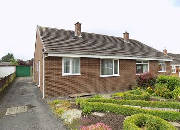 Thumbnail 2 bed semi-detached bungalow for sale in Cairn Wood, Heads Nook, Brampton