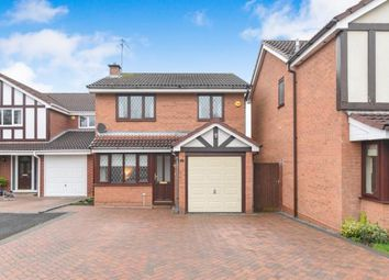 Thumbnail 3 bed detached house for sale in Middleton Gardens, Worcester, Worcestershire, .