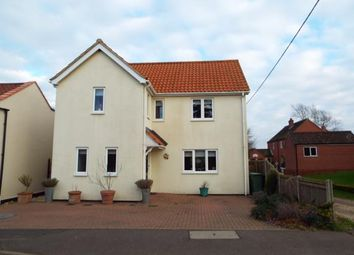 Thumbnail 3 bedroom detached house for sale in Bintree, Dereham