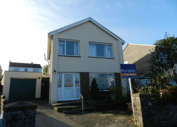 Thumbnail 3 bed detached house for sale in Oak Way, Bryncethin, Bridgend