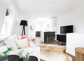 Thumbnail 1 bed flat for sale in Garratt Terrace, Tooting Broadway, London