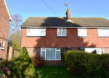 Thumbnail 3 bed property for sale in Herne Road, Crowborough