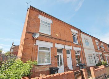 Thumbnail 2 bed end terrace house for sale in Sylvan Street, Leicester