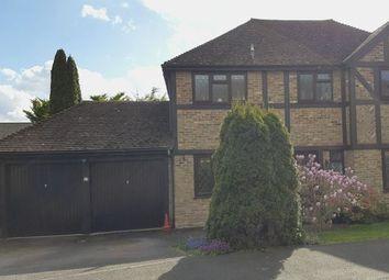 Thumbnail 4 bed detached house for sale in Brockenhurst Road, Bracknell