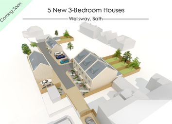Thumbnail 3 bed end terrace house for sale in Wellsway, Bath