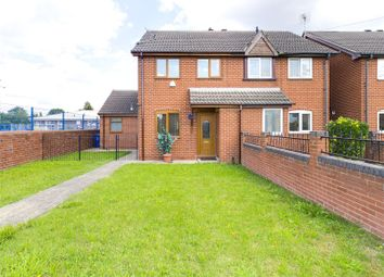 Thumbnail 4 bed end terrace house for sale in Cavendish Terrace, Toll Bar, Doncaster