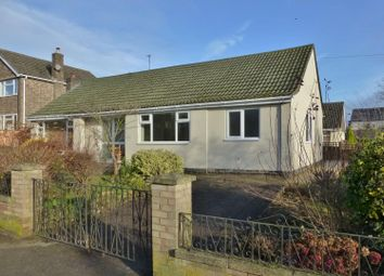 Thumbnail 3 bed bungalow for sale in Orchard Road, Langham, Oakham