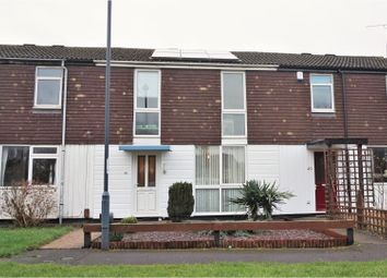 Thumbnail 3 bed terraced house for sale in Southcroft, Littleover, Derby