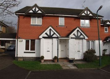 1 bed maisonette to rent in Eyston Drive, Weybridge, Surrey KT13