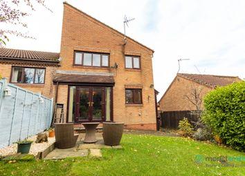 Thumbnail 1 bed end terrace house for sale in Celandine Gardens, Bradway, Sheffield
