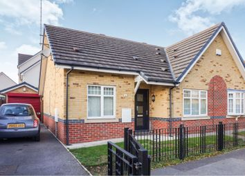 Thumbnail 2 bed bungalow for sale in Camberwell Way, Hull