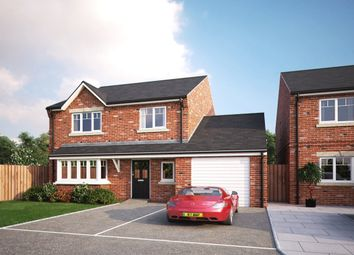 Thumbnail 4 bed detached house for sale in New Road, Norton, Doncaster, South Yorkshire