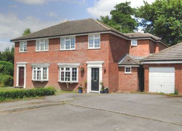 Thumbnail 4 bed semi-detached house for sale in Anstey Brook, Weston Turville, Aylesbury