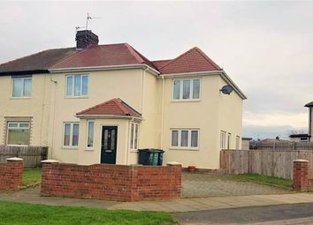 Thumbnail 4 bed semi-detached house for sale in Etal Crescent, Jarrow