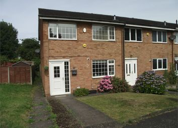 Thumbnail 3 bed end terrace house for sale in Thaxted Road, Birmingham