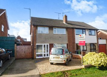Thumbnail 3 bed semi-detached house for sale in Oakway, Wellingborough