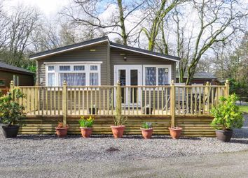 Thumbnail 3 bedroom mobile/park home for sale in White Cross Bay, Ambleside Road, Windermere