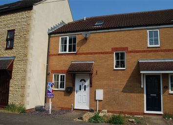 Thumbnail 2 bed terraced house for sale in Eastgate, Bourne, Lincolnshire