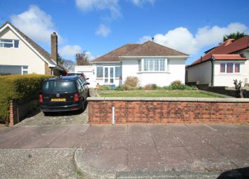 Thumbnail 2 bed bungalow to rent in Hazelhurst Crescent, Findon Valley, Worthing