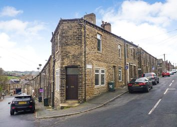 Thumbnail 3 bed end terrace house for sale in Prince Street, Haworth, Keighley, West Yorkshire