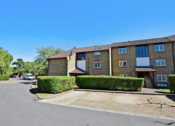 Thumbnail 2 bed flat for sale in Willow Close, Beare Green, Dorking, Surrey