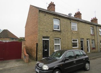 Thumbnail 2 bedroom end terrace house to rent in Buckley Road, Eynesbury, St. Neots