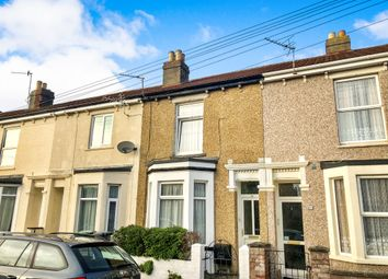 2 bed terraced house for sale in Mortimore Road, Gosport PO12