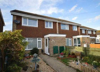 Thumbnail 3 bed end terrace house for sale in Thornham Road, New Milton