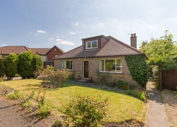Thumbnail 5 bed detached bungalow for sale in 63 St Katharine's Brae, Edinburgh