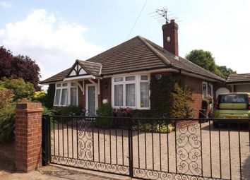 Thumbnail 2 bed bungalow for sale in Hitchmead Road, Biggleswade, Bedfordshire