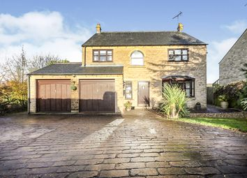 Thumbnail 4 bed detached house for sale in Claylands Road, Whitwell, Worksop