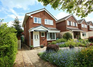 Thumbnail 3 bed detached house for sale in Dorset Drive, Biddulph, Stoke-On-Trent