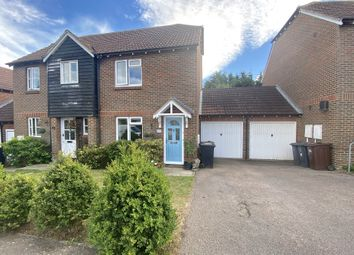 2 bed semi-detached house for sale in St. Michaels Close, Stone Cross, East Sussex BN24