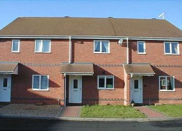 Thumbnail 2 bed terraced house to rent in Christina Close, Kempsey, Worcester