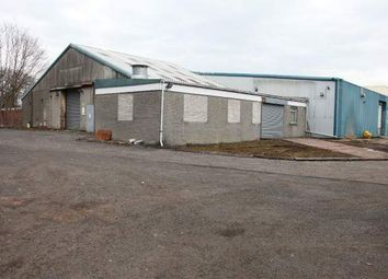 Thumbnail Light industrial to let in Haggs Road, Glasgow