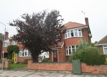 Thumbnail 4 bed detached house to rent in Salcombe Drive, Redhill, Nottingham