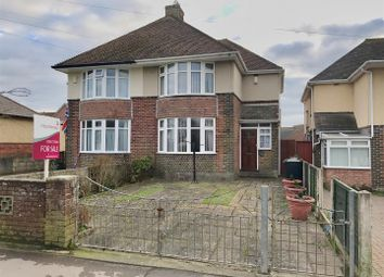 Thumbnail 3 bedroom semi-detached house for sale in Chickerell Road, Chickerell, Weymouth